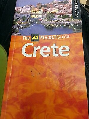 Pocket Guide Crete By AA Publishing (Paperback, 2004) • 3.99£