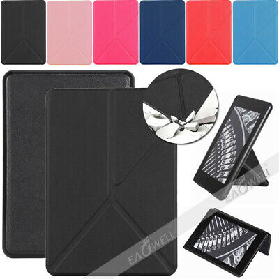 AU17.99 • Buy Wake / Sleep PU Leather Slim Stand Case Smart Cover Fit 2018 Kindle Paperwhite 4