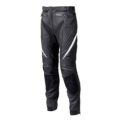 GENUINE Triumph Motorcycles Triple Leather Sports Jeans - Black NEW 2020 • 380£