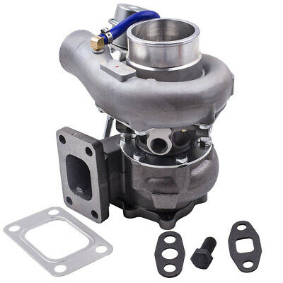 For Nissan Skyline R32 R33 R34 GTT RB25DET T3 430BHP Turbo TURBINE  Water Cooled • 132.45£