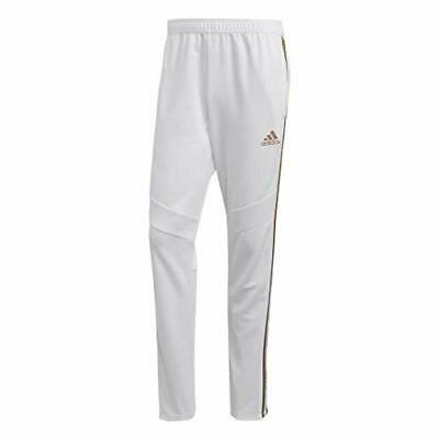 $ CDN75.38 • Buy Adidas Men's Soccer Tiro '19 Training Pants L/G, White/Goldmt