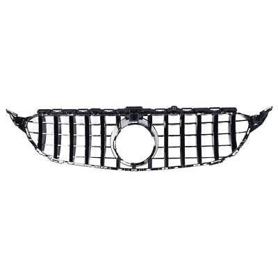 AU230.99 • Buy Front Grille Kit For Mercedes Benz 15-18 W205 S205 C180 C200 C300 W205 C63 S AMG