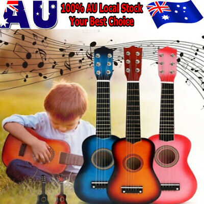 AU24.99 • Buy 2020 21/23inch Kids Acoustic Guitar 6 String Practice Music Instruments Gift