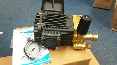 PETROL POWER WASHER PUMP NEW FITS  9.0/11/13hp 3600 Psi New Warranty New • 189£