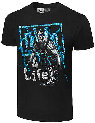 $ CDN59.99 • Buy WWE HULK HOGAN NWo New World Order 4 Life OFFICIAL AUTHENTIC T-SHIRT