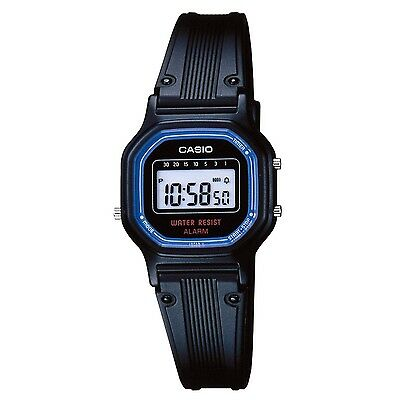 $ CDN18.97 • Buy Casio LA11WB-1,   Women's Digital Black Resin Watch, Alarm, Chronograph