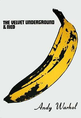 $55.99 • Buy The Velvet Underground & Nico (Banana) By Andy Warhol Art Print 1987 Pop Poster