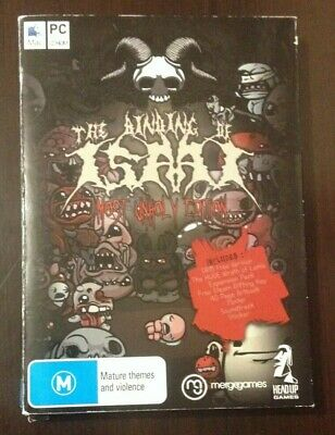 AU550 • Buy The Binding Of Isaac - PC Most Unholy Edition - Wrath Of The Lamb DLC - OOP