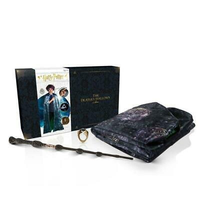 $ CDN55.25 • Buy Harry Potter The Deathly Hallows Collection Elder Wand Invisibility Cloak