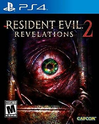 $19.65 • Buy Playstation 4 Ps4 Game Resident Evil Revelations 2 Brand New Sealed