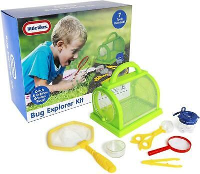 Little Tikes Childrens Kids Garden Bug Insect Nature Explorer Kit 5+ Years Gift • 16.99£