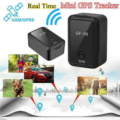 GPS Tracker Realtime Car GPRS GSMVehicle Spy Tracking Device Anti-theft Locator • 16.25£