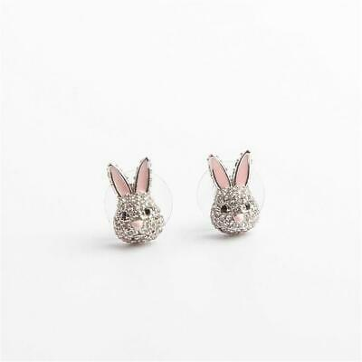 $ CDN36.99 • Buy Kate Spade New York Make Magic Happen Bunny  Rabbit Stud  Earrings
