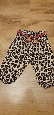 Baby Girls Next Animal Print Trousers Age 3-6mths Exc Cond  • 1.70£