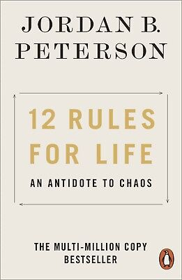AU17.70 • Buy NEW 12 Rules For Life 2019 By Jordan B. Peterson Paperback Book Free Shipping