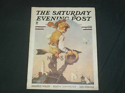 $ CDN75.53 • Buy 1934 Oct 20 The Saturday Evening Post Magazine - Norman Rockwell Cover- Sp 2483i