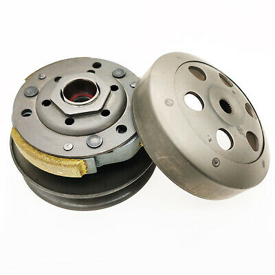 Clutch Pulley Assy With Bell 107mm For Chinese 50cc 4 Stroke GY6- 139QMA/QMB • 31.90£