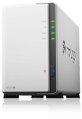 Synology DS220j 2-Bay NAS (Network-Attached Storage) Enclosure 2 Bays DS220j • 151.49£