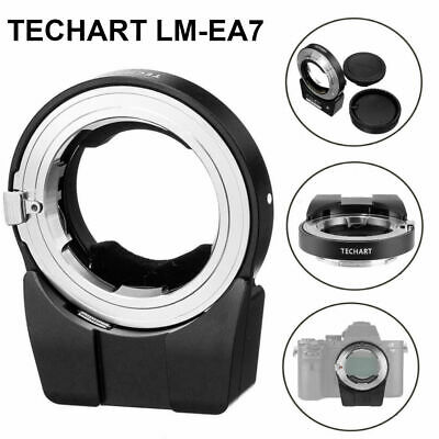 $ CDN353.82 • Buy 6.0 TECHART LM-EA7 II AF Adapter For Leica M Lens To Sony A9/A6300/A6500/A7II