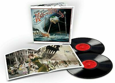 Jeff Wayne's Musical Version Of The War Of The Worlds Sealed Double Vinyl LP  • 25.95£