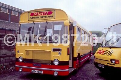 Bus Slide Potteries Bristol RESL RE / ECW JEH 198K - PMT • 0.99£