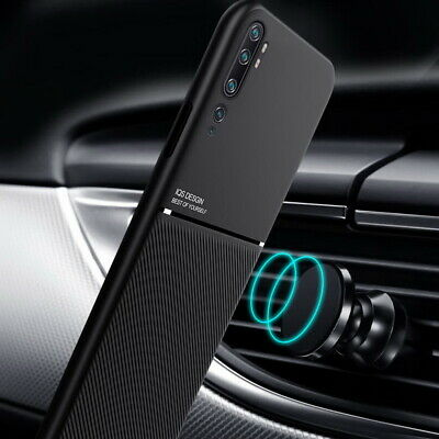 $4.29 • Buy For Xiaomi Mi 10 Pro Note 10 Pro 9T Magnetic Leather Metal Slim Back Case Cover
