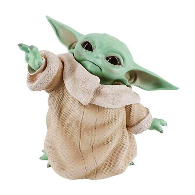 $22.24 • Buy Star Wars Action Figure Baby Yoda Collection Toy PVC Miniature PERFECT QUALITY