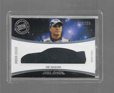 $14.99 • Buy 2008 Eclipse Racing - JIMMIE JOHNSON - Race Used Car Cover - NASCAR #d 12/250