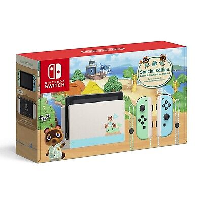 $ CDN938.41 • Buy Nintendo Switch - Animal Crossing: New Horizons Edition - Switch