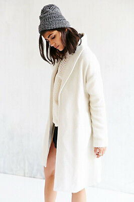 AU163.76 • Buy Urban Outfitters Anthropologie Fuzzy Duster Robe Coat Size M