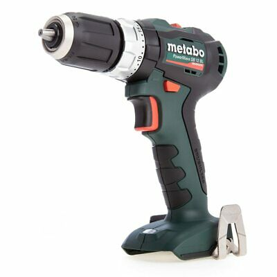 Metabo SB12BL 601077890 PowerMaxx 12V Hammer Drill (Body Only) • 79£