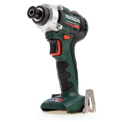 Metabo 601115890 PowerMaxx 12V SSD12BL Brushless Impact Driver (Body Only) • 110£