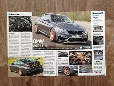 $0.62 • Buy BMW M4 GTS 2016 - Road Test Article