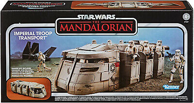 $ CDN109.95 • Buy Star Wars The Vintage Collection 3.75 Inch Vehicle - Imperial Troop Transport
