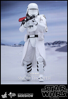 $ CDN219.95 • Buy Star Wars The Force Awakens 12 Inch MMS First Order Snowtrooper Officer Hot Toys