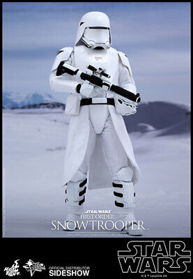 $ CDN226.55 • Buy Star Wars The Force Awakens 12 Inch MMS First Order Snowtrooper Hot Toys