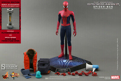 $ CDN769.95 • Buy The Amazing Spider-Man Exclusive Edition Figure Masterpiece 1/6 Scale Hot Toys