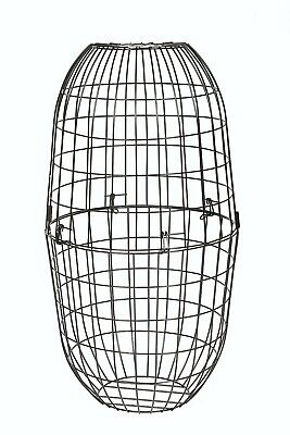 Large Metal Bird Feeder Squirrel Proof Blocking Protection Guard Wire Cage • 18.99£