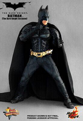 $ CDN846.95 • Buy Hot Toys Figure The Dark Knight Batman (Dark Knight Version) (Opened Box)