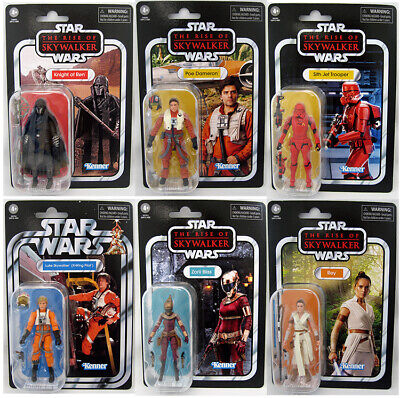 $ CDN178.15 • Buy Star Wars Vintage 3.75 Inch Action Figure - Set Of 6 (VC155 To VC160) IN STOCK!
