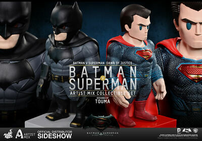 $ CDN111.05 • Buy Batman V Superman Static Figure Bobblehead Artist Mix Batman & Superman Hot Toys