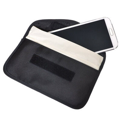 RFID Mobile Phone Signal Blocker Car Key Anti-Radiation Shield Case Bag Pouch UK • 5.68£