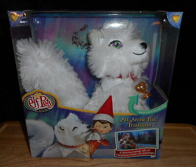 AU41.11 • Buy The Elf On The Shelf Elf Pets Artic Fox Plus Storybook A Artic Fox Tradition New