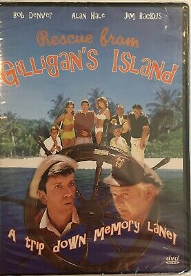 £9.44 • Buy Rescue From Gilligans Island (DVD 2002) RARE 1978 TV COMEDY MOVIE BRAND NEW