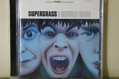 Supergrass - I Should Coco CD Royal Mail 1st Class FAST & FREE • 2.75£