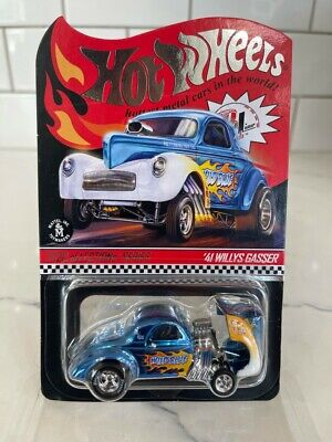 $ CDN50.74 • Buy HOT WHEELS 2019 RLC SELECTIONs Dirty Blonde '55 Gasser In Hand Ready To Ship