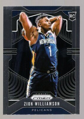 $149.99 • Buy Zion Williamson 2019-20 Panini Prizm Rookie Rc #248 **new Orleans Pelicans**