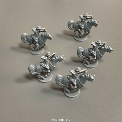 AU6.66 • Buy 5pcs Knight For Dungeons & Dragons Board Game Miniature D&D Role Playing Figures