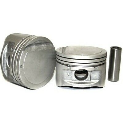 AU121 • Buy P120 DNJ Set Of 2 Pistons New For Hyundai Elantra Kia Sportage Tiburon Jeep Pair