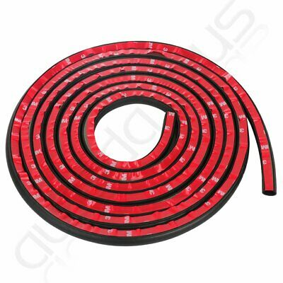 $20.15 • Buy 4m Auto Parts Car Door Seal Rubber Trim Trunk Edge Guard Strip D-Shape Universal